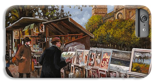 Rive Gouche IPhone 6s Plus Case by Guido Borelli