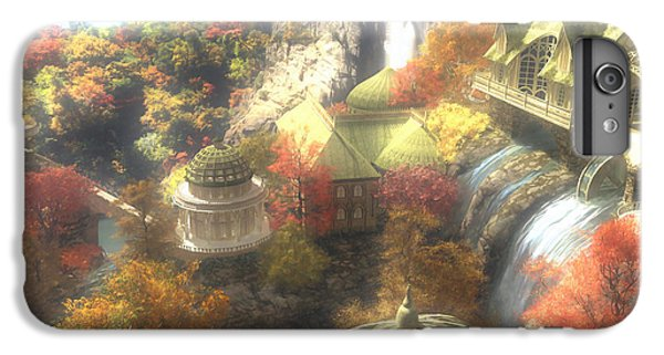 Rivendell IPhone 6s Plus Case by Cynthia Decker