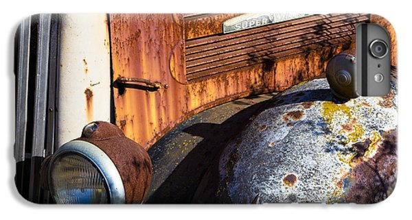 Rusty Truck Detail IPhone 6s Plus Case by Garry Gay