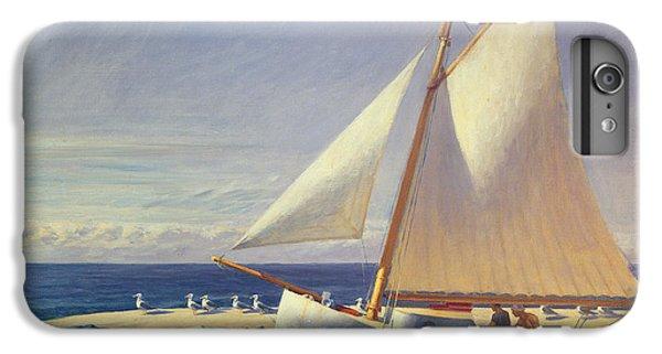 Sailing Boat IPhone 6s Plus Case by Edward Hopper