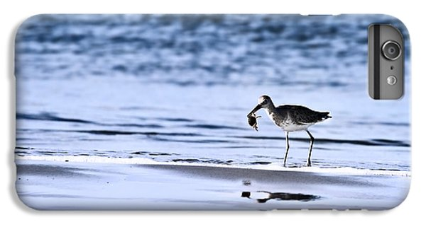 Sandpiper IPhone 6s Plus Case by Stephanie Frey