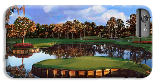 Sawgrass 17th Hole IPhone 6s Plus Case by Tim Gilliland