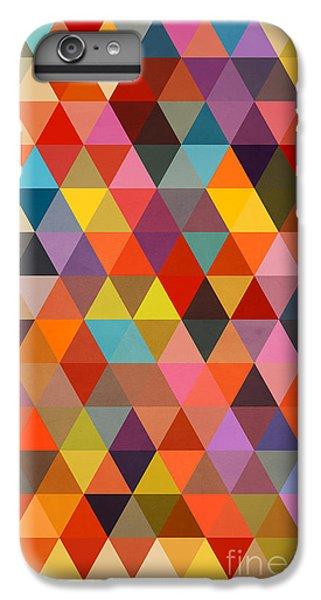 Shapes IPhone 6s Plus Case by Mark Ashkenazi