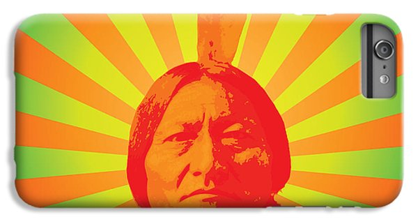 Sitting Bull IPhone 6s Plus Case by Gary Grayson