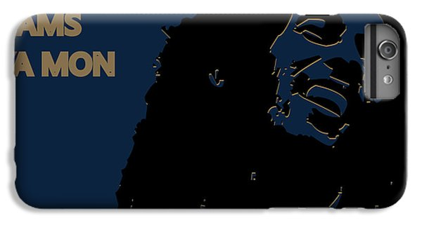 St Louis Rams Ya Mon IPhone 6s Plus Case by Joe Hamilton