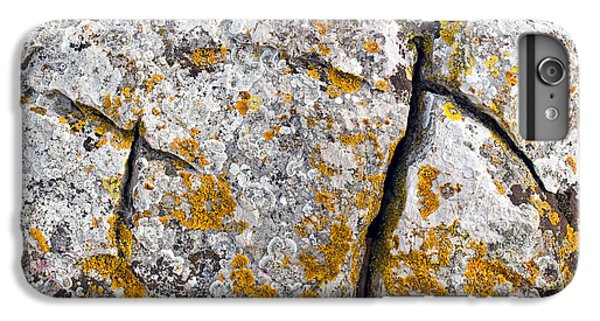 Stone Background IPhone 6s Plus Case by Sinisa Botas