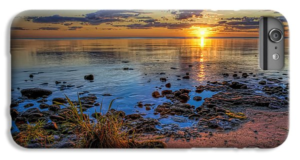 Sunrise Over Lake Michigan IPhone 6s Plus Case by Scott Norris