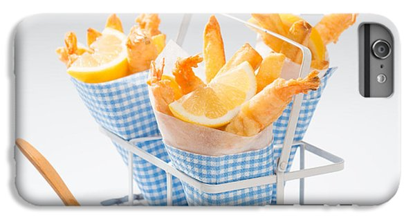 Tempura Prawns IPhone 6s Plus Case by Amanda Elwell