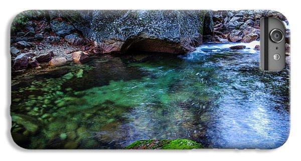Teneya Creek Yosemite National Park IPhone 6s Plus Case by Scott McGuire