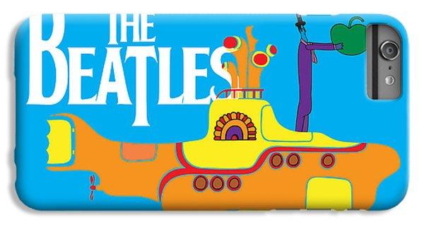 The Beatles No.11 IPhone 6s Plus Case by Caio Caldas
