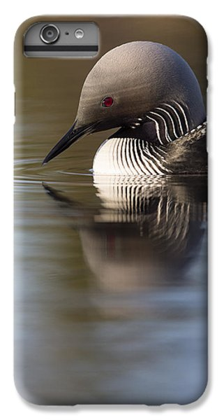 The Curve Of A Neck IPhone 6s Plus Case by Tim Grams