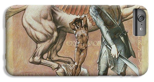 The Death Of Medusa I, C.1876 IPhone 6s Plus Case by Sir Edward Coley Burne-Jones