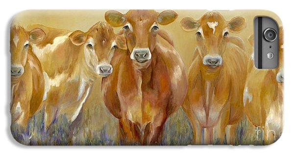 The Morning Moo IPhone 6s Plus Case by Catherine Davis