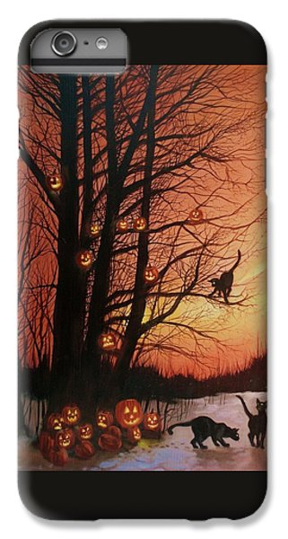 The Pumpkin Tree IPhone 6s Plus Case by Tom Shropshire