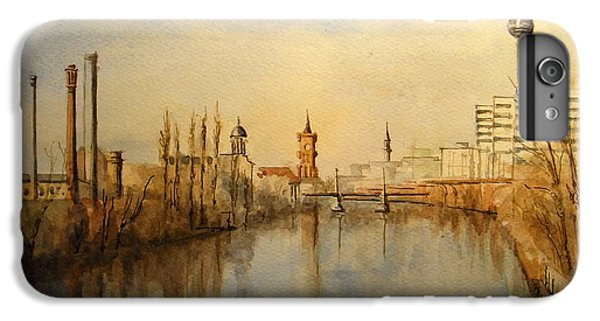 The Spree Berlin IPhone 6s Plus Case by Juan  Bosco