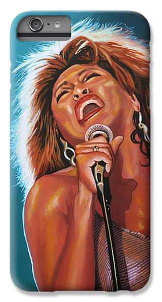 Tina Turner 3 IPhone 6s Plus Case by Paul Meijering