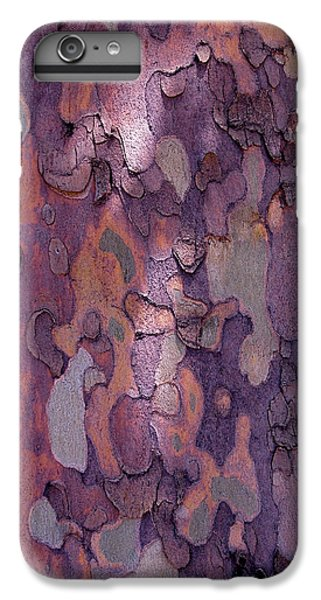 Tree Abstract IPhone 6s Plus Case by Rona Black