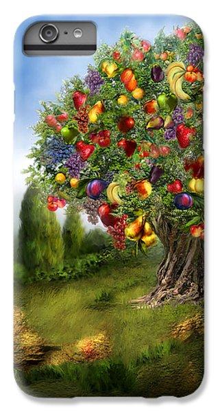 Tree Of Abundance IPhone 6s Plus Case by Carol Cavalaris