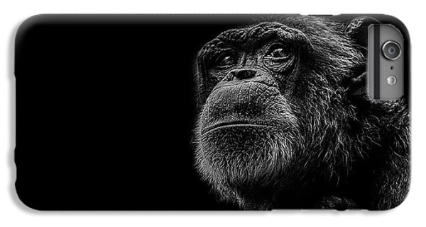 Trepidation IPhone 6s Plus Case by Paul Neville