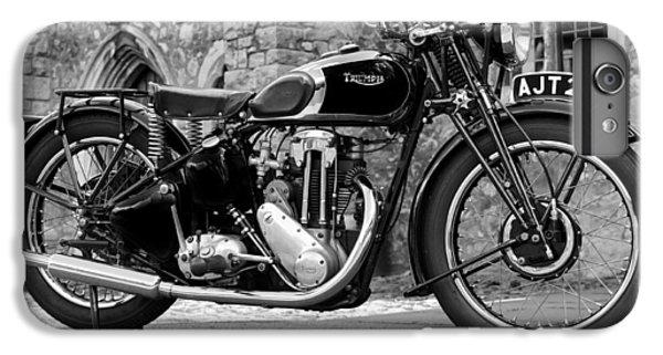 Triumph De Luxe 1939 IPhone 6s Plus Case by Mark Rogan