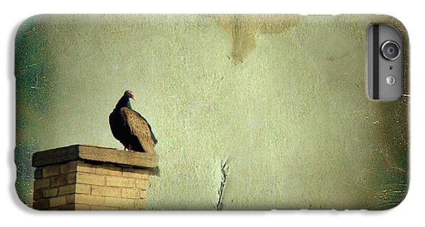 Turkey Vulture IPhone 6s Plus Case by Gothicolors Donna