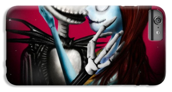 Two In One Heart IPhone 6s Plus Case by Alessandro Della Pietra