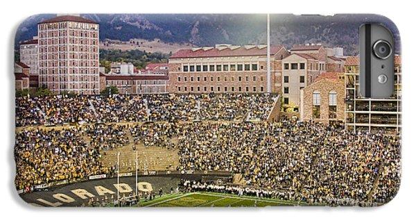 University Of Colorado Boulder Go Buffs IPhone 6s Plus Case by James BO  Insogna