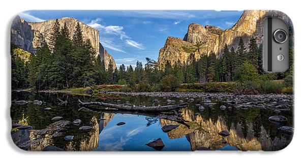 Valley View I IPhone 6s Plus Case by Peter Tellone