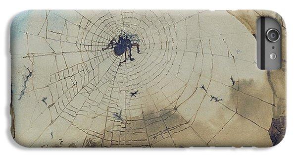 Vianden Through A Spider's Web IPhone 6s Plus Case by Victor Hugo