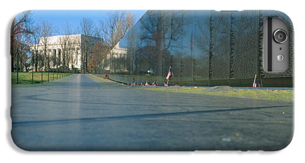 Vietnam Veterans Memorial, Washington Dc IPhone 6s Plus Case by Panoramic Images
