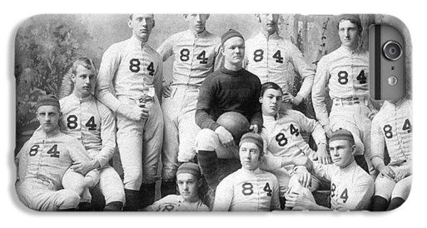 Vintage Football Circa 1900 IPhone 6s Plus Case by Jon Neidert