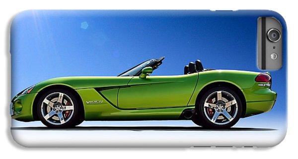 Viper Roadster IPhone 6s Plus Case by Douglas Pittman