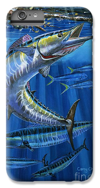 Wahoo Rip Off0047 IPhone 6s Plus Case by Carey Chen