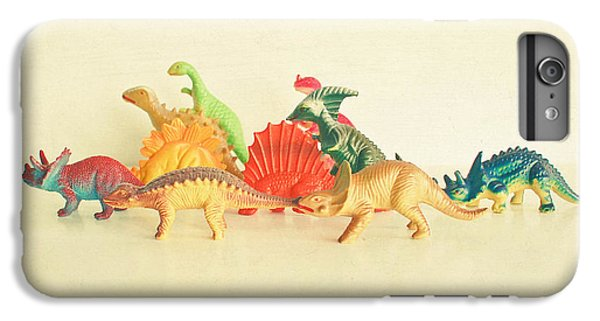 Walking With Dinosaurs IPhone 6s Plus Case by Cassia Beck