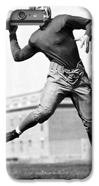 Washington State Quarterback IPhone 6s Plus Case by Underwood Archives