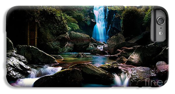 Waterfall And Light IPhone 6s Plus Case by Marvin Blaine