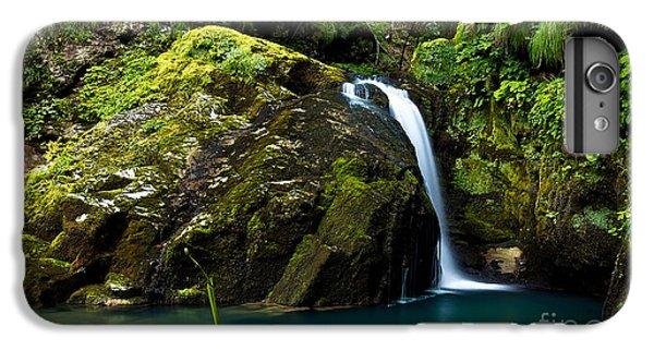 Waterfall Landscape IPhone 6s Plus Case by Marvin Blaine