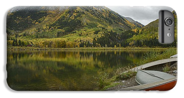 Whitehouse Mountain IPhone 6s Plus Case by Idaho Scenic Images Linda Lantzy