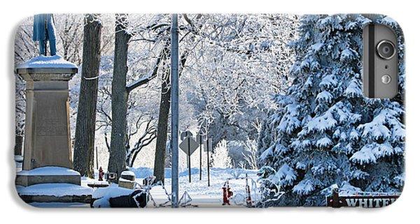 Whitehouse Village Park  7360 IPhone 6s Plus Case by Jack Schultz