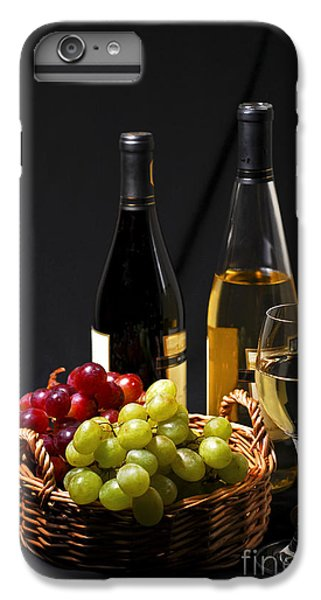 Wine And Grapes IPhone 6s Plus Case by Elena Elisseeva