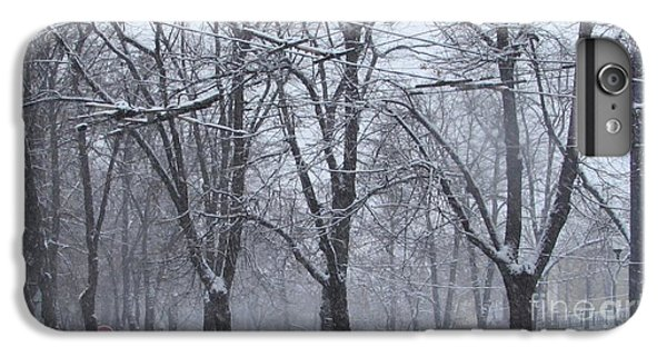 Wintry IPhone 6s Plus Case by Anna Yurasovsky