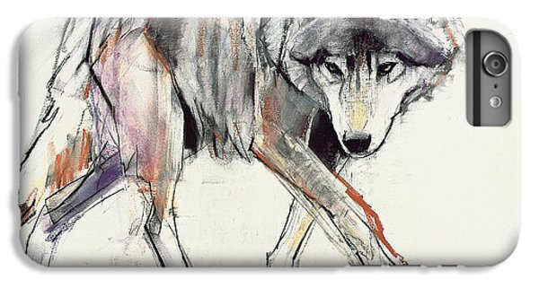 Wolf  IPhone 6s Plus Case by Mark Adlington