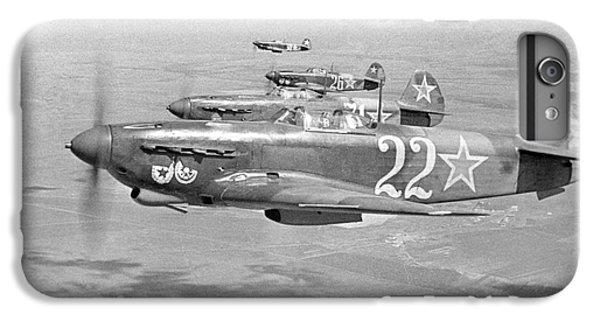 Yakovlev Yak-9 Fighters, 1942 IPhone 6s Plus Case by Ria Novosti