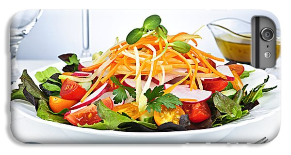 Garden Salad IPhone 6s Plus Case by Elena Elisseeva