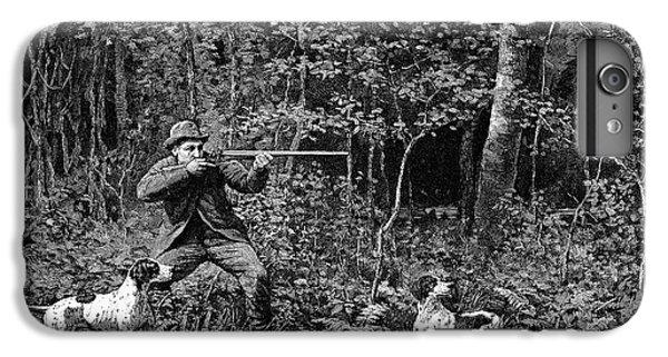 Bird Shooting, 1886 IPhone 6s Plus Case by Granger