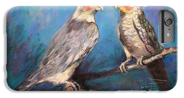 Coctaiel Parrots IPhone 6s Plus Case by Ylli Haruni