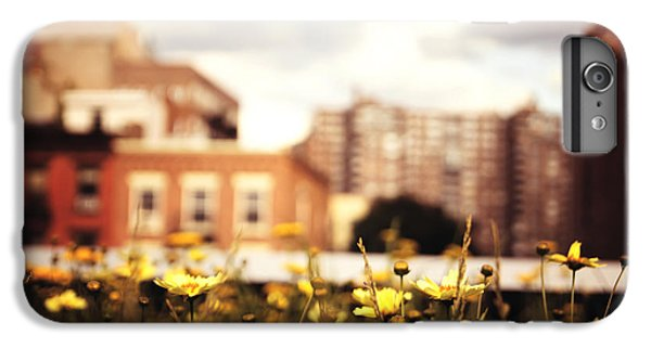 Flowers - High Line Park - New York City IPhone 6s Plus Case by Vivienne Gucwa