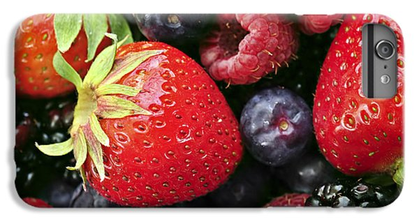 Fresh Berries IPhone 6s Plus Case by Elena Elisseeva