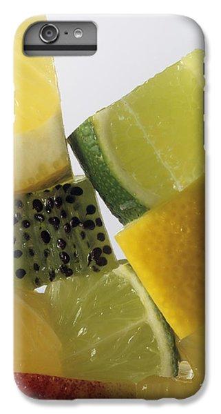 Fruit Squares IPhone 6s Plus Case by Veronique Leplat