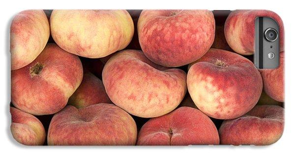 Peaches IPhone 6s Plus Case by Jane Rix
